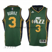 Camisetas Baloncesto Niños Utah Jazz 2015-16 Trey Burke 3# Alternatre..