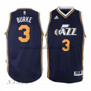 Camisetas Baloncesto Niños Utah Jazz 2015-16 Trey Burke 3# NBA Road..