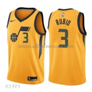 Camisetas Baloncesto Niños Utah Jazz 2018 Ricky Rubio 3# Statement Edition..