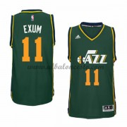 Camisetas Baloncesto NBA Utah Jazz 2015-16 Dante Exum 11# Alternatre..