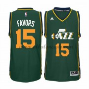 Camisetas Baloncesto NBA Utah Jazz 2015-16 Derrick Favors 15# Alternate..