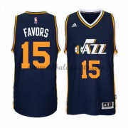 Camisetas Baloncesto NBA Utah Jazz 2015-16 Derrick Favors 15# Road..