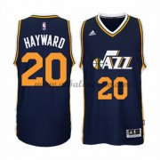 Camisetas Baloncesto NBA Utah Jazz 2015-16 Gordon Hayward 20# Road..