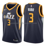 Camisetas Baloncesto NBA Utah Jazz 2018  Ricky Rubio 3# Icon Edition..