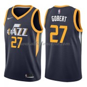 Camisetas Baloncesto NBA Utah Jazz 2018  Rudy Gobert 27# Icon Edition..