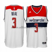 Camisetas Baloncesto NBA Washington Wizards 2015-16 Bradley Beal 3# Home..