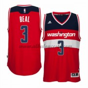 Camisetas Baloncesto NBA Washington Wizards 2015-16 Bradley Beal 3# Road..