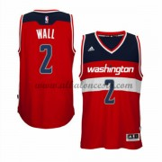 Camisetas Baloncesto NBA Washington Wizards 2015-16 John Wall 2# Road..