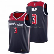 Camisetas Baloncesto NBA Washington Wizards 2018  Bradley Beal 3# Statement Edition..