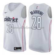 Camisetas Baloncesto NBA Washington Wizards 2018  Ian Mahinmi 28# City Edition..