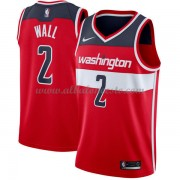 Camisetas Baloncesto NBA Washington Wizards 2018  John Wall 2# Icon Edition..