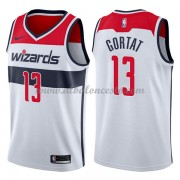 Camisetas Baloncesto NBA Washington Wizards 2018  Marcin Gortat 13# Association Edition..