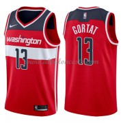 Camisetas Baloncesto NBA Washington Wizards 2018  Marcin Gortat 13# Icon Edition..