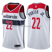 Camisetas Baloncesto NBA Washington Wizards 2018  Otto Porter Jr. 22# Association Edition..