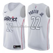 Camisetas Baloncesto NBA Washington Wizards 2018  Otto Porter Jr. 22# City Edition..