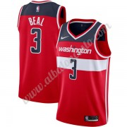 Camisetas Baloncesto NBA Washington Wizards 2019-20 Bradley Beal 3# Rojo Icon Edition Swingman..