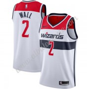 Camisetas Baloncesto NBA Washington Wizards 2019-20 John Wall 2# Blanco Association Edition Swingman..