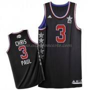 West All Star Game 2015 Chris Paul 3# NBA Equipaciones Baloncesto..