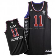 West All Star Game 2015 Klay Thompson 11# NBA Equipaciones Baloncesto..