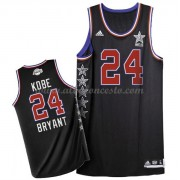 West All Star Game 2015 Kobe Bryant 24# NBA Equipaciones Baloncesto..