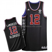 West All Star Game 2015 Lamarcus Aldridge 12# NBA Equipaciones Baloncesto..