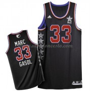West All Star Game 2015 Marc Gasol 33# NBA Equipaciones Baloncesto..