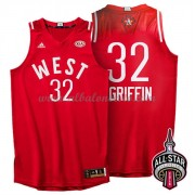 West All Star Game 2016 Blake Griffin 32# NBA Equipaciones Baloncesto..