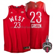 West All Star Game 2016 Draymond Green 23# NBA Equipaciones Baloncesto..