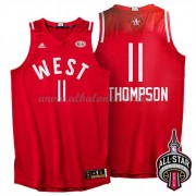 West All Star Game 2016 Klay Thompson 11# NBA Equipaciones Baloncesto..