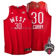 West All Star Game 2016 Stephen Curry 30# NBA Equipaciones Baloncesto..