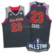 West All Star Game 2017 Anthony Davis 23# NBA Equipaciones Baloncesto..