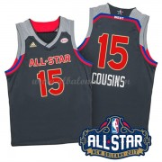 West All Star Game 2017 Demarcus Cousins 15# NBA Equipaciones Baloncesto..