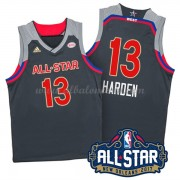West All Star Game 2017 James Harden 13# NBA Equipaciones Baloncesto..