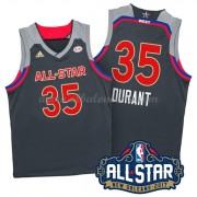 West All Star Game 2017 Kevin Durant 35# NBA Equipaciones Baloncesto..