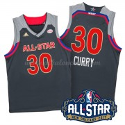 West All Star Game 2017 Stephen Curry 30# NBA Equipaciones Baloncesto..