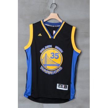 Camisetas Baloncesto NBA Golden State Warriors 2015-16 Kevin Durant 35# Alternate
