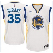 Camisetas Baloncesto NBA Golden State Warriors 2015-16 Kevin Durant 35# Home..
