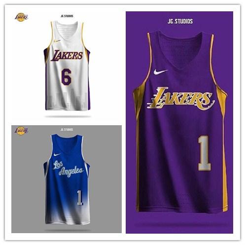 51ecaa961a237 Y el horizonte de Los Angeles aparecerá en la nueva camiseta blanca de  Camisetas de Baloncesto. Hay también una camiseta especial para la noche  latina.