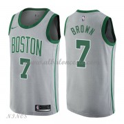 Camisetas Baloncesto Niños Boston Celtics 2018 Jaylen Brown 7# City Edition..