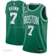 Camisetas Baloncesto Niños Boston Celtics 2018 Jaylen Brown 7# Icon Edition..