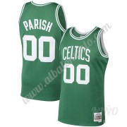 Camisetas NBA Niños Boston Celtics 1985-86 Robert Parish 00# Verde Hardwood Classics Swingman..