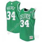 Camisetas NBA Niños Boston Celtics 2007-08 Paul Pierce 34# Verde Hardwood Classics Swingman..