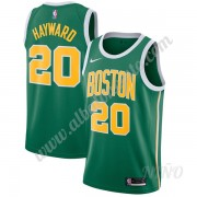 Camisetas NBA Niños Boston Celtics 2019-20 Gordon Hayward 20# Verde Earned Edition Swingman..