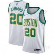Camisetas NBA Niños Boston Celtics 2019-20 Gordon Hayward 20# Blanco City Edition Swingman..