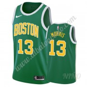 Camisetas NBA Niños Boston Celtics 2019-20 Marcus Morris 13# Verde Earned Edition Swingman..