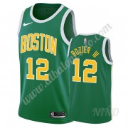 Camisetas NBA Niños Boston Celtics 2019-20 Terry Rozier III 12# Verde Earned Edition Swingman..