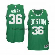 Camisetas Baloncesto NBA Boston Celtics 2015-16 Marcus Smart 36# Road..