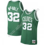 Camisetas Baloncesto NBA Boston Celtics 1985-86 Kevin McHale 32# Verde Hardwood Classics Swingman..