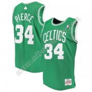 Camisetas Baloncesto NBA Boston Celtics 2007-08 Paul Pierce 34# Verde Hardwood Classics Swingman..