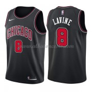 Camisetas Baloncesto NBA Chicago Bulls 2018  Zach Lavine 8# Statement Edition..